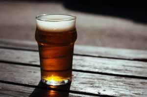 summer sunshine alcohol drink